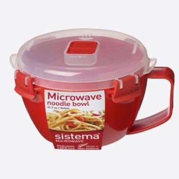 Sistema Microwave noedelkom 940ml (per 4st.)