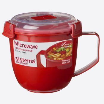 Sistema Microwave soepmok groot 900ml (per 4st.)