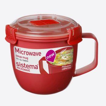 Sistema Microwave soepmok klein 565ml (per 6st.)