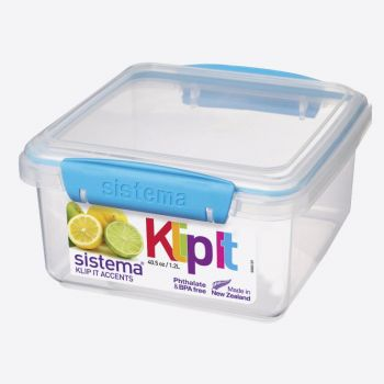 Sistema Accents lunchbox Lunch Plus 1.2L (6 ass.)