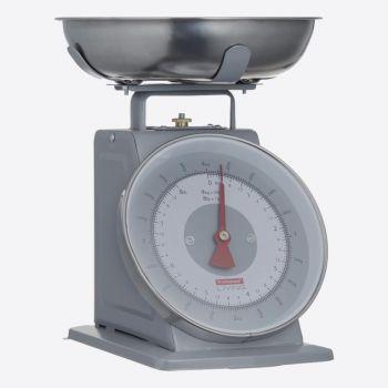 Typhoon Living keukenweegschaal grijs 4kg