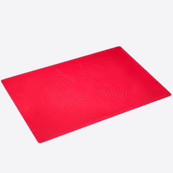 Westmark bak- en uitrolmat met maataanduiding uit silicone 61.5x41.8x0.1cm