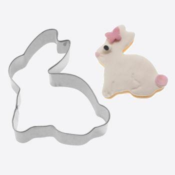 Westmark uitsteekvorm uit rvs konijn 6.3x6.2x 2.2cm