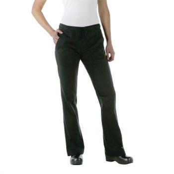 Chef Works Executive dames pantalon zwart M