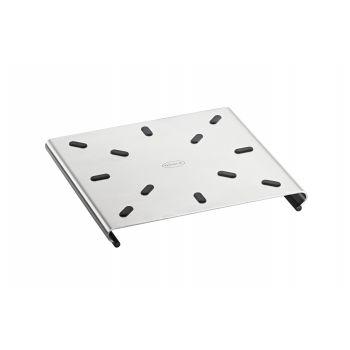 Rösle Keuken Pannen Onderzetter - RVS - 17x17.5x1.8 cm - Zilver