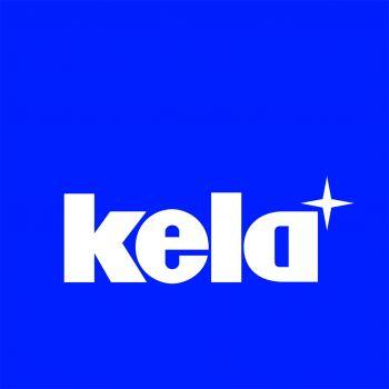 Kela Badkamer - Bath Towel Ladessa (Teal Blue) 70 x 140 cm