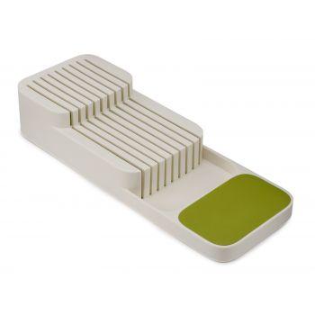 Joseph Joseph Keukenlade Organiser - Geschikt voor Messen - Wit/Groen