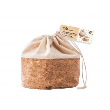 Bee's Wax - Bread Bag - Fruit Basket Medium with Cord Ø 20 cm