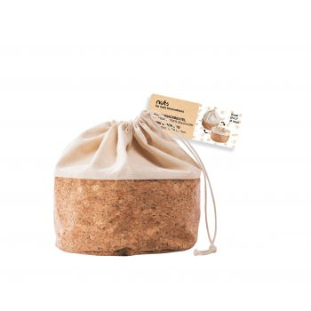 Bee's Wax - Bread Bag - Fruit Basket Small with Cord Ø 16 cm