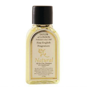 Natural shampoo en conditioner