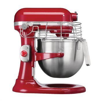 KitchenAid professionele mixer rood 6.9L
