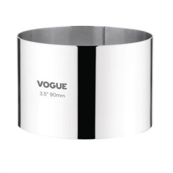 Vogue ronde moussering 6x9cm