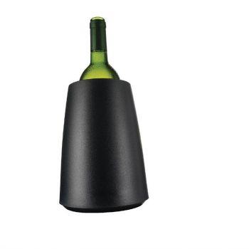 Vacu Vin Rapid Ice wijnkoeler zwart