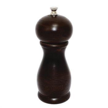Olympia houten peper- en zoutmolen 15.3cm