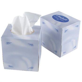 Tissuedozen voor vierkante tissuebox