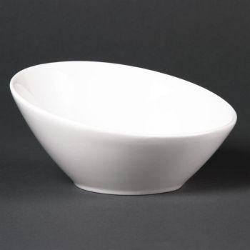 Lumina hellende ovale schalen 14.8cm