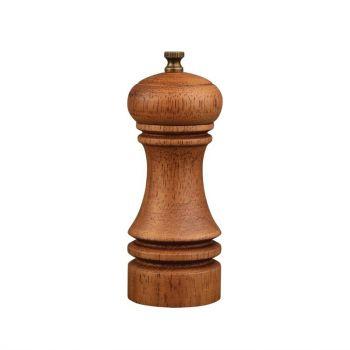 Olympia houten zout- en pepermolen 15cm