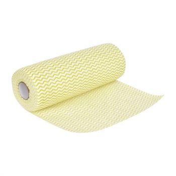Jantex niet geweven doekjes geel