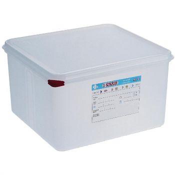 Araven GN2/3 voedseldoos met deksel 19L