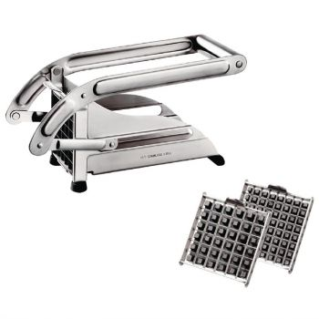 Tellier fritessnijder voor huishoudelijk gebruik