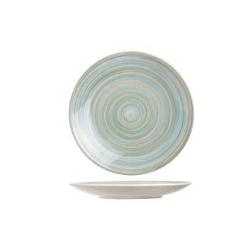 Cosy & Trendy Turbolino Blauw Dessertbord D22cm