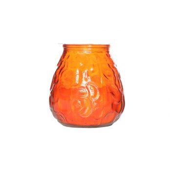 Cosy & Trendy For Professionals Ct Lowboy Oranje D10xh10.5cm