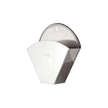 Cosy & Trendy Finest Filterhouder Inox 19x4xh17cm