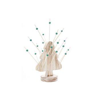 Cosy @ Home Aperoset Kerstboom Incl 21 Prikkers