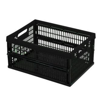 Curver Shopbox 34l Zwart 47x34xh24cm