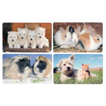 Ricolor Snijplank Huisdier Kat-konijn-hamster-ho