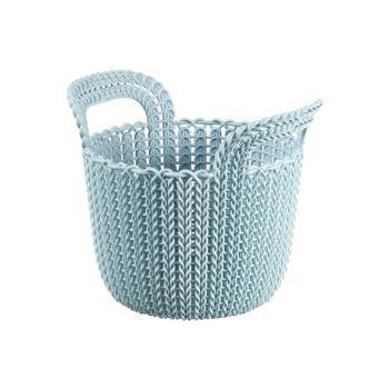 Curver Knit Mand Xs R0 3l Misty Blue
