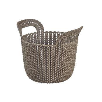 Curver Knit Mand Xs R0 3l Harvest Brown