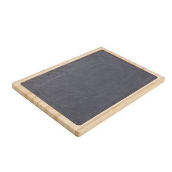 Cosy & Trendy Bamboe-leisteen Plank 30x40cm