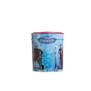 Cosy & Trendy Frozen Zitton-prullenmand 30.5x28xh45cm