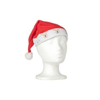 Goodmark Kerstmuts Met Fibre Optic Light Rendier