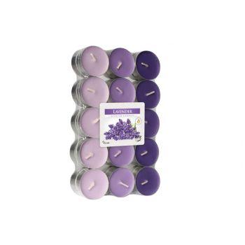 Cosy & Trendy Ct S30 Theelichten Lavendel-paars 4u