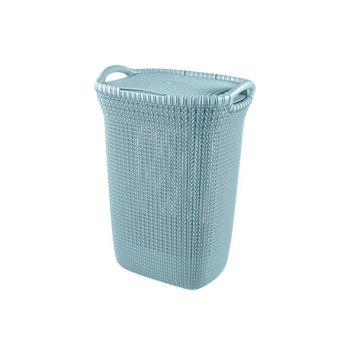 Curver Knit Wasbox 57l Misty Blue