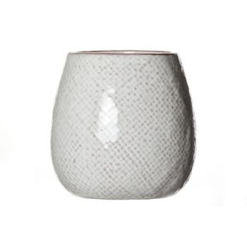 Cosy @ Home Pot Vaas Beige Keramiek D10xh10cm
