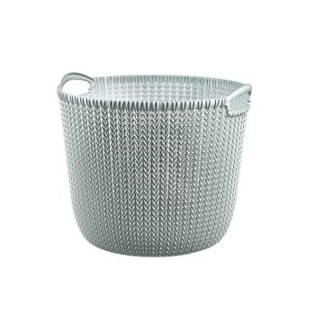 Curver Knit Mand L  R0 30l Misty Blue