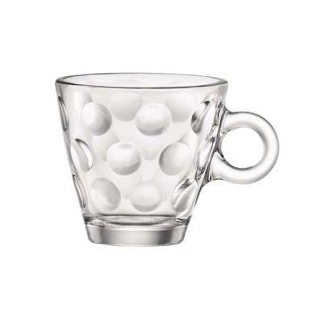 Bormioli Dots Espresso Tas 10 Cl
