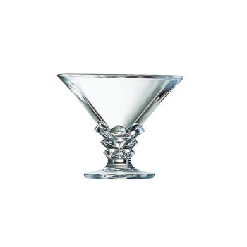 Arcoroc Palmier Ijscoupe 21 Cl Fb  Set 6**