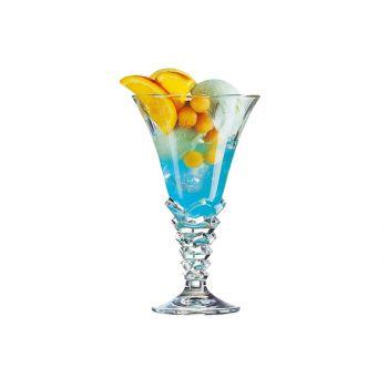 Arcoroc Palmier Ijscoupe 37 Cl Fh  Set 6 **