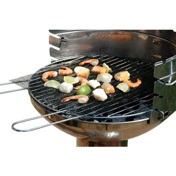 Nostik Barbecue-grill Rooster-mat 32x32cm
