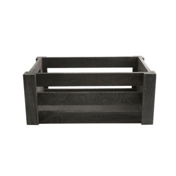 Cosy & Trendy Kist-krat Hout Medium 33x22xh13cm Grey