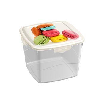 Hega Hogar London Voorraaddoos 2.3l 3 Types Cupcakes