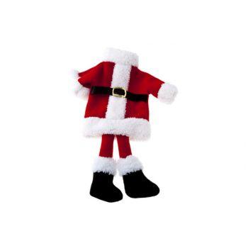 Cosy @ Home Kerstmanpak Voor Wijnfles