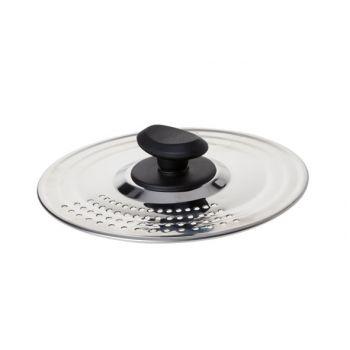 Cosy & Trendy Afgietdeksel  Rvs Voor Pot 20-18-16cm