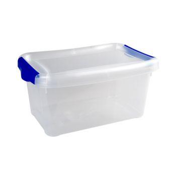 Hega Hogar Box 2.5l M Deks. 2clips-hv Blauw