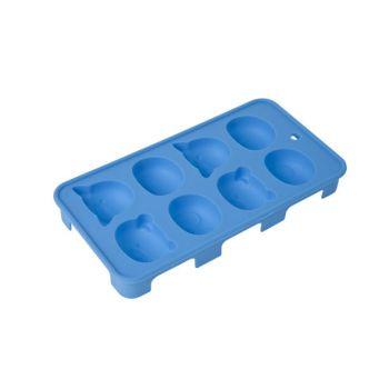 Cosy & Trendy Ijsblokjesvorm Dieren 20x11x2.5cm Blauw