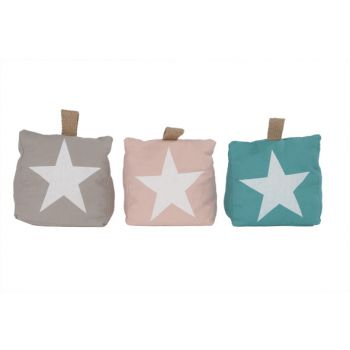 Cosy @ Home Deurstop Star 3 Types 18x12xh18cm